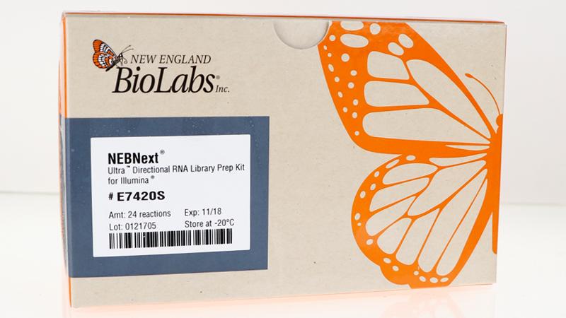 NEBNext Ultra Directional RNA Library Prep Kit for Illumina