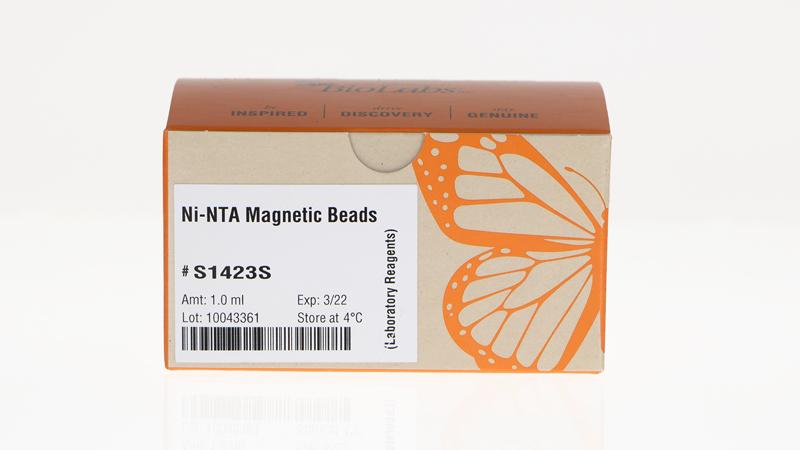 Ni NTA Magnetic Beads