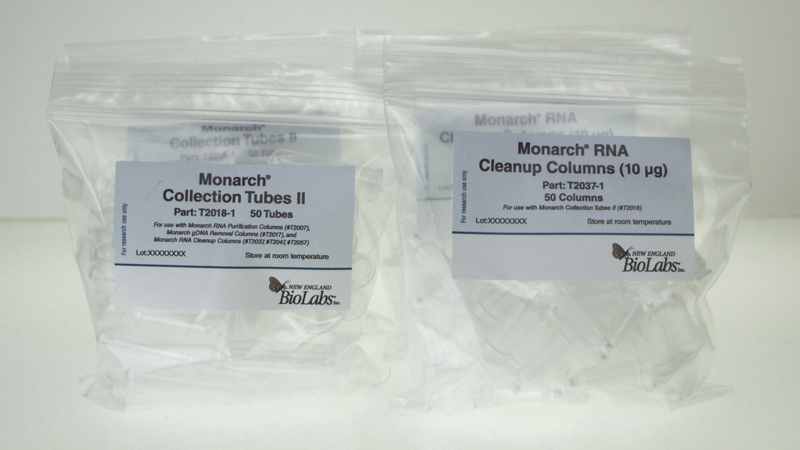 Monarch RNA Cleanup Columns 10 µg