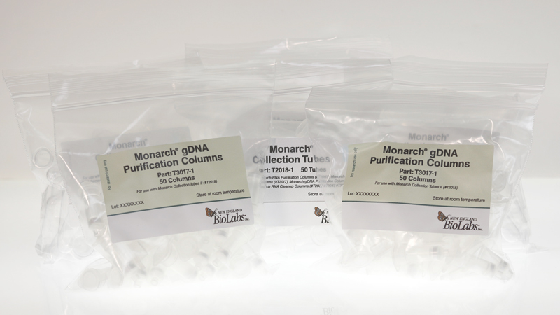 Monarch gDNA Purification Columns