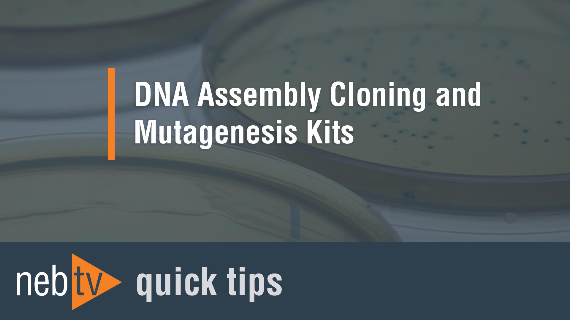 Assembler: a selection of sites