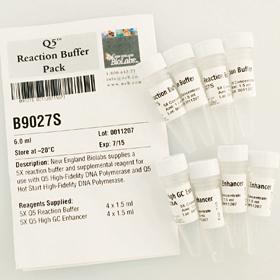 Q5 Reaction Buffer Pack